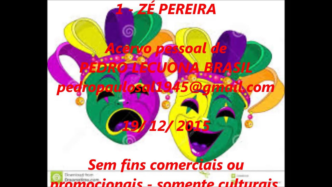 Carnaval Inesqecivel 38 Musicas Originais Antigas Serie