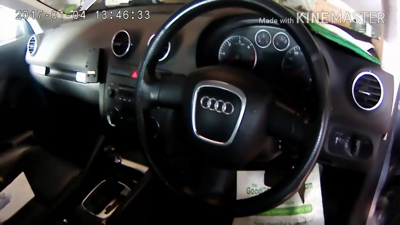Audi A40 40P OBD Location 20040  40