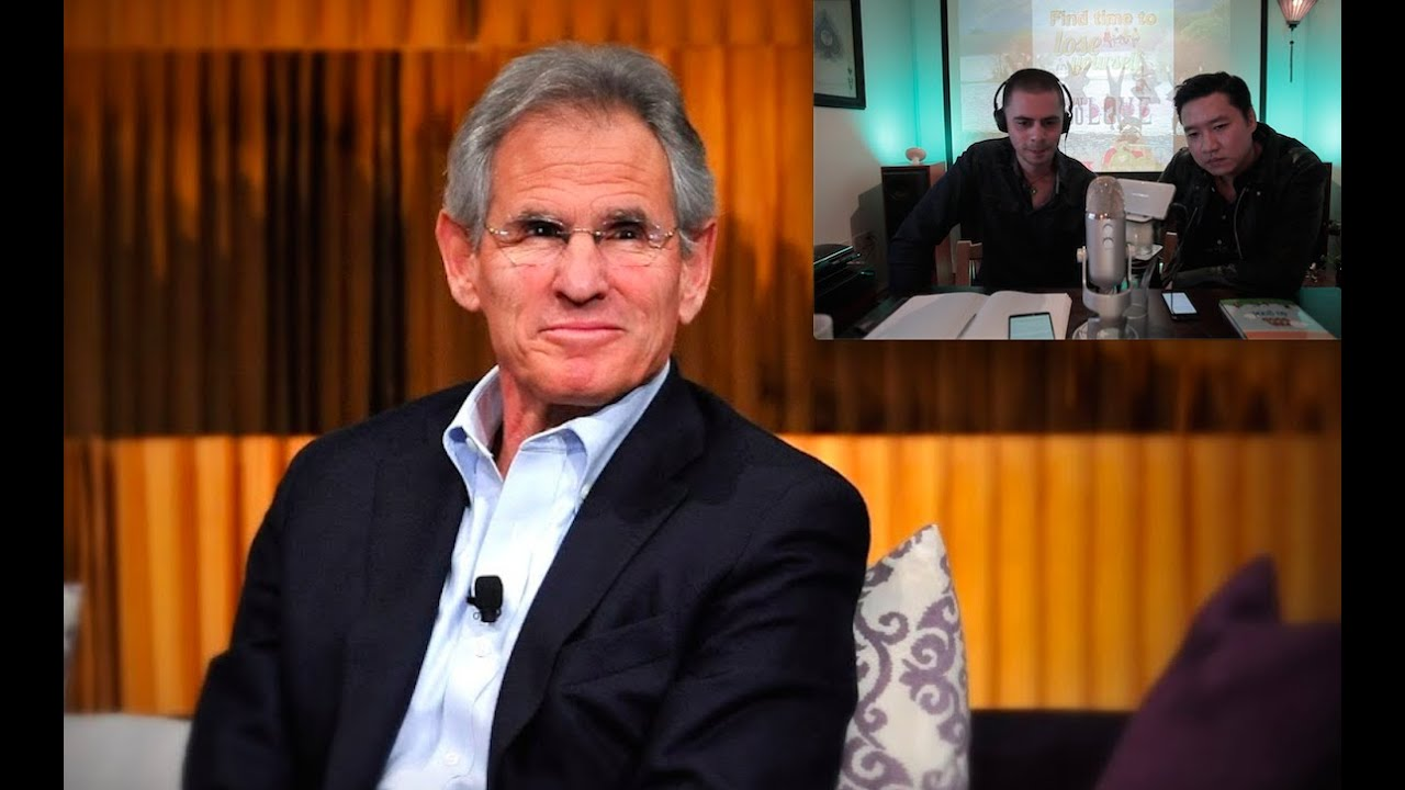 40974ae91f What really matters in life - Jon Kabat-Zinn AFH Podcast - YouTube