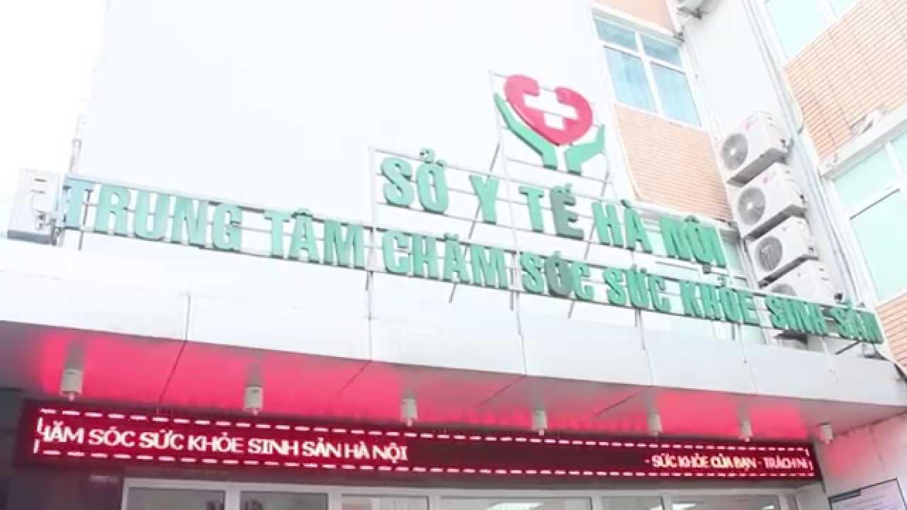 Hoa nhip con tim – Sinh nhat pk CLC trung tam cham soc suc khoe sinh san HN