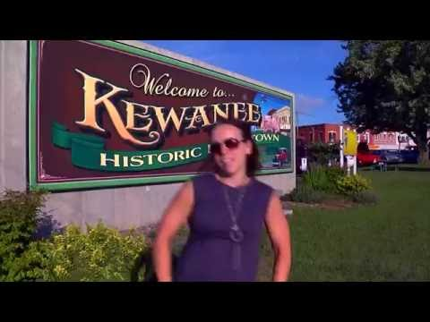 Can't Stop the Feeling--Kewanee, Illinois