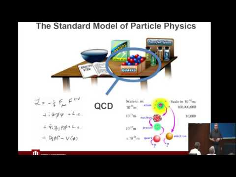 Particle physics on the cloud and the rebirth of hadron physics