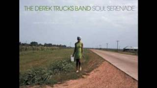 Derek Trucks Band - Drown in My Own Tears