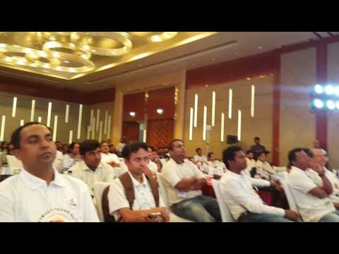 Yes Unemployment can be removed from India Speech by Mahesh verma  at GMASA Banglore