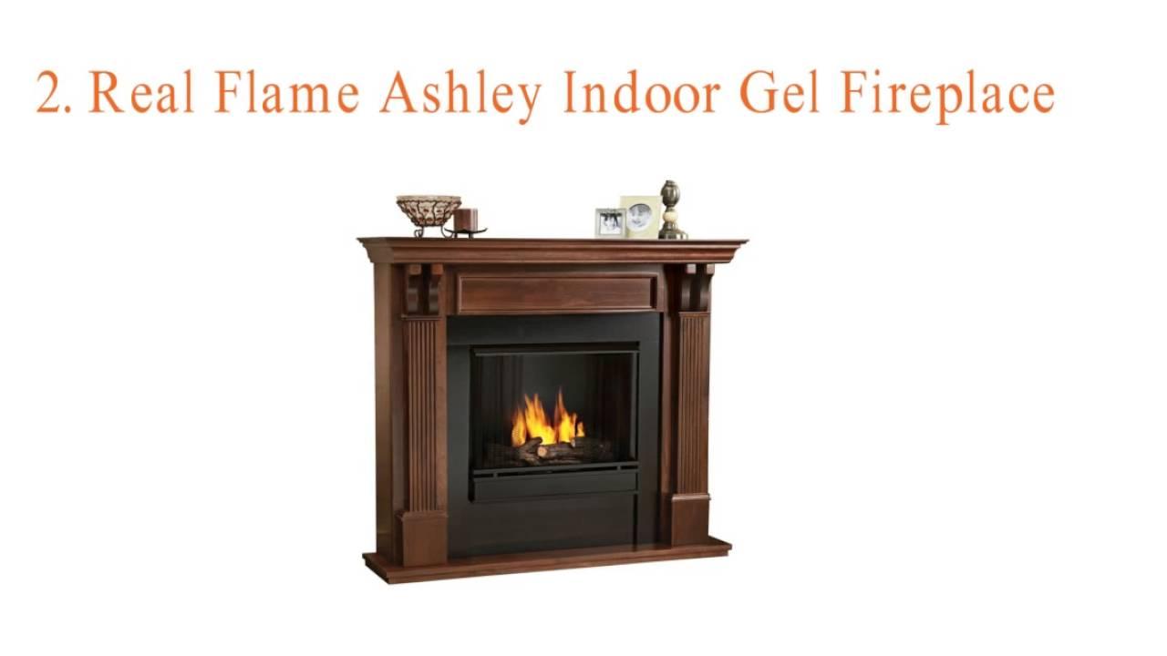 Top 3 Ventless Gel Fuel Fireplace Youtube