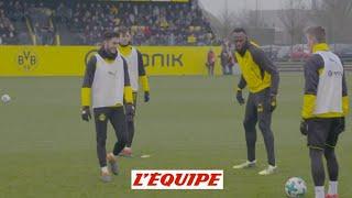 Bolt s'est entraîné avec Dortmund - Foot - ALL