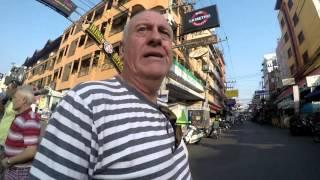 PATTAYA, SOI BAUKHAO & LK METRO DAYTIME  Vlog-007