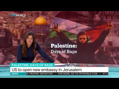 Dr.Mustafa Barghouti discusses US embassy move to Jerusalem