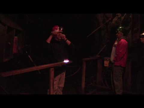 Juneau Gold Mine Tour Part 2 Of 3