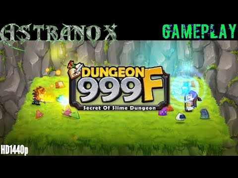 Dungeon999F Gameplay Review #1 - Dungeon999F Guide Strategy Tips Tricks Android Game IOS Mobile F2P