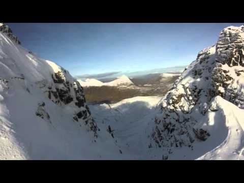 Liathach Ridge Winter Traverse