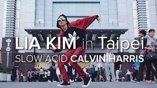 Lia Kim Slow Acid Calvin Harris Taipei 101 Tower