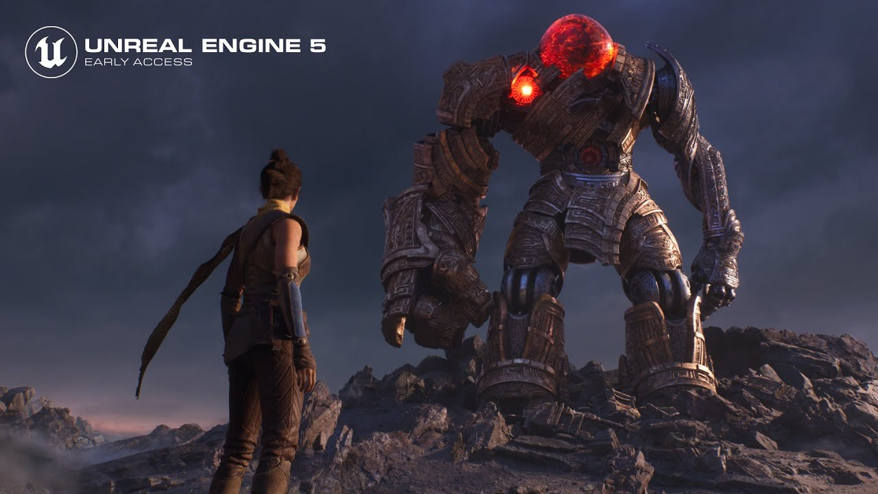 Unreal Engine 5 new features overview