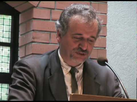 Conférence SHDBF Jacques E. BLocher 2010