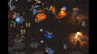 Bisu (P) v Iris (T) on Outsider - StarCraft  - Brood War REMASTERED