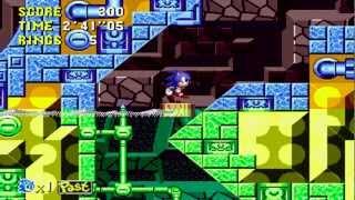 Sonic CD - Tidal Tempest (Sega Genesis Remix) V3