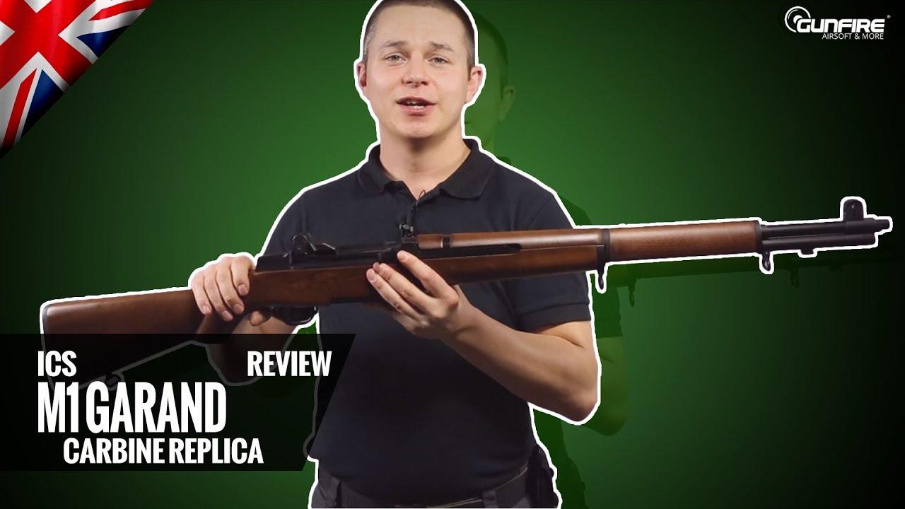M1 garand carbine replica by Gunfire