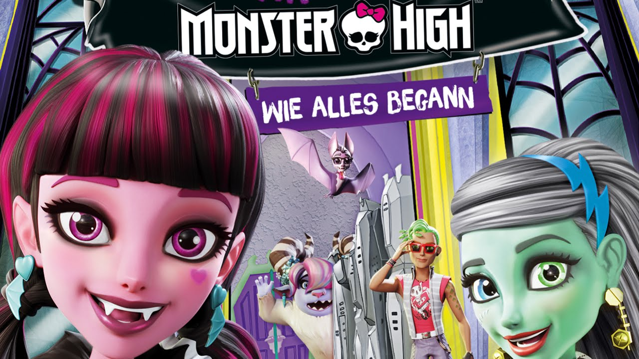 Monster High Willkommen An Der Monster High Stream