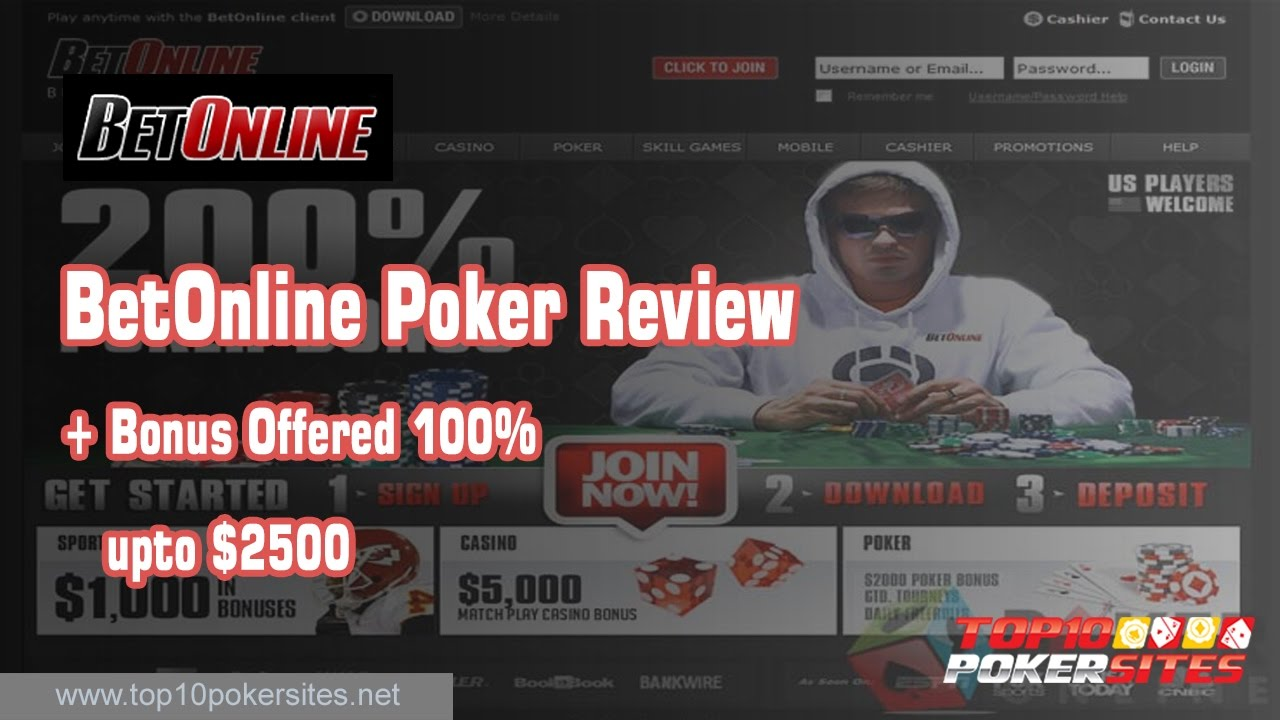 BetOnline Poker Review – Are they Legit? Don't play before