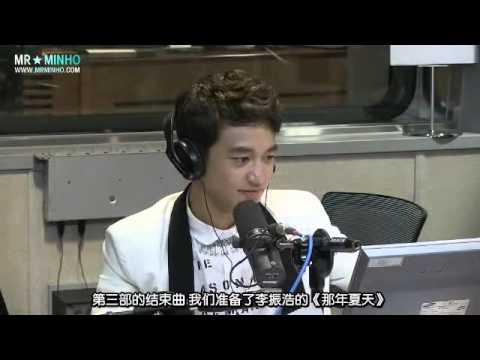 [珉时刻 Mr.Minho]【中字】130604 Young street珉豪特辑[KR CN]