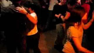 Pachanga ambiance soirée de cours de salsa cubaine 3e partie