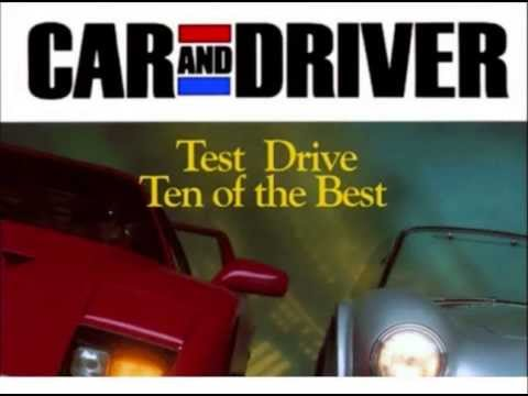 CAR and DRIVER Soundtrack DOS PC - Part 01 - Radio WOZQ 91.9