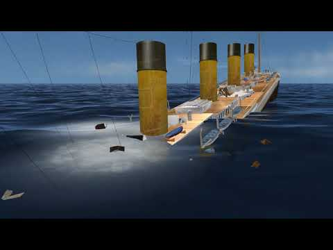The Very Fast Sinking Of The RMS Titanic I GWX/SH3