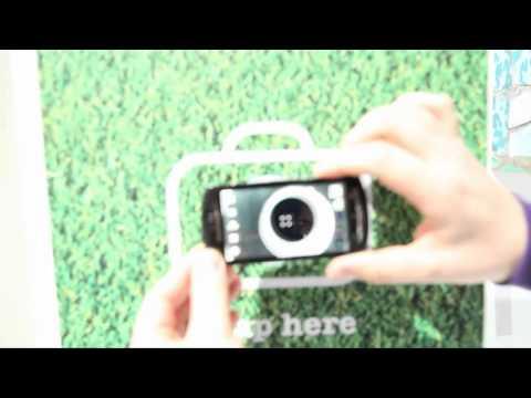 Sony Ericsson Exmor R for Mobile Technology Demonstration