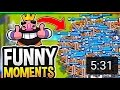 Clash Royale Funny Moments!!!