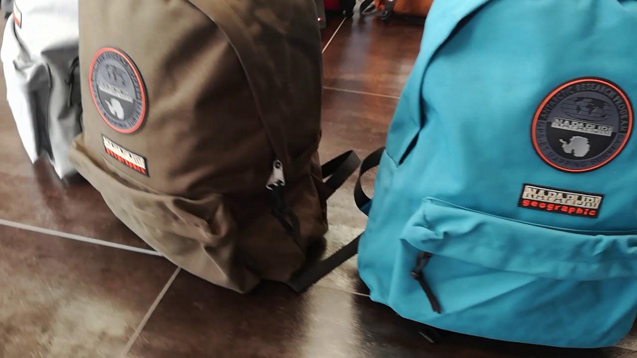 Nuovi Zaini Napapijri Voyage 2018 - YouTube 95c43bb8a7da