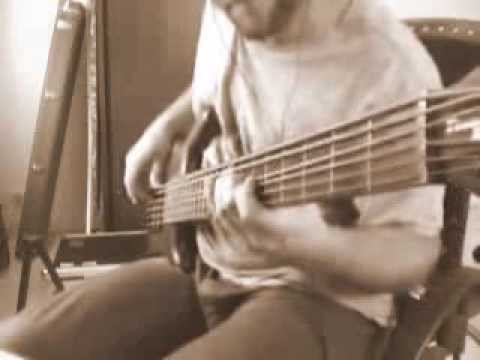 Dead End Friends |Them Crooked Vultures Bass Cover | Warwick Thumb NT6