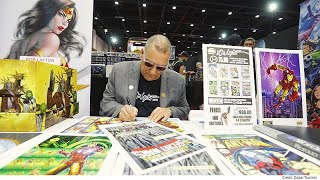 Comic book fans marvel at Middle East Film and Comic Con