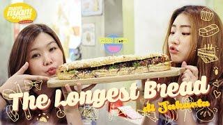 Download Video The Longest Bread di Jakarta - NyamNyamNyam - Ep 6 MP3 3GP MP4