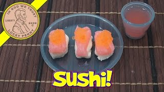 Yummy Nummies Candy Sushi Surprise Maker - Mini Kitchen Magic!