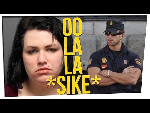 Woman Obsessed With Officer Gets Arrested ft. Bobby Lee & Khalyla Kuhn