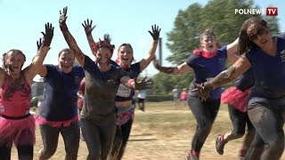 Pretty Muddy Race for Life - Newcastle upon Tyne 2018