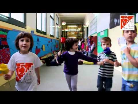 Lipdub 75 aniversari Escola Sant Marti