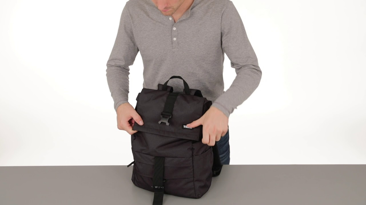 Thule Outset 22L Backpack - Bagageonline - YouTube