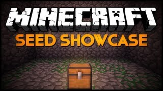 Minecraft Seeds - THE RAREST SEED EVER! (Minecraft 1.6)