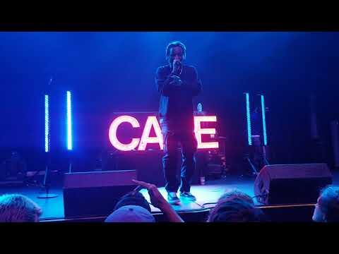 """Logout"" -Saba (live in Atlanta)"