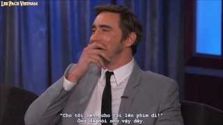 [Vietsub] Lee Pace on The Hobbit Movie