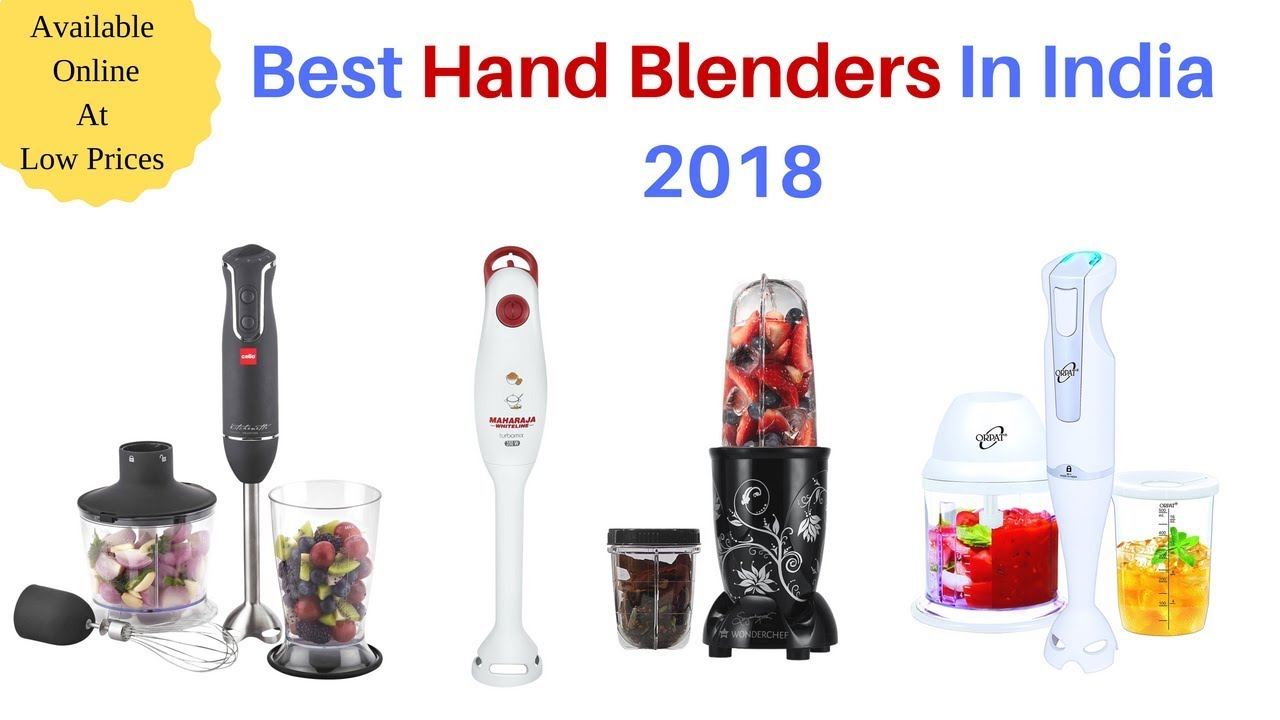 f81c72b8a98 10 Best Hand Blenders available Online at Low Prices in india 2018 ...