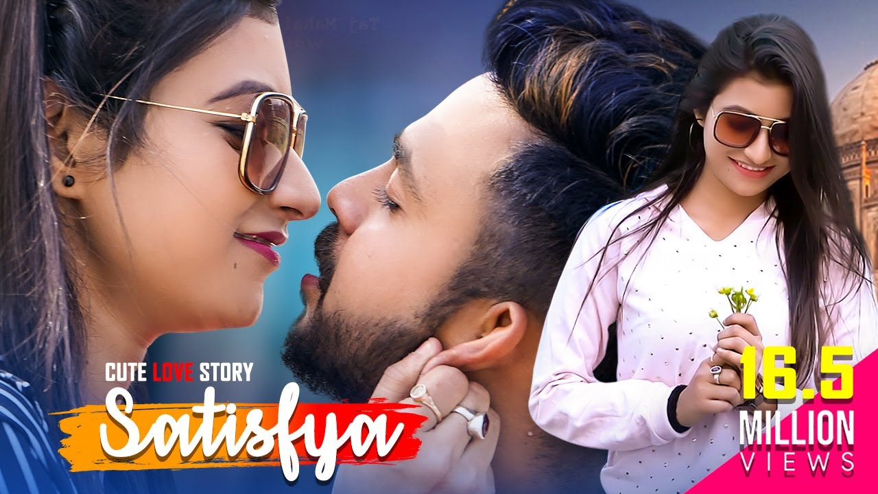 Satisfya _ Gaddi Lamborghini _ Imran Khan || Coincidence love Story 2020 || Latest Hindi Song 2020