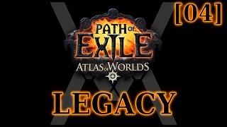 Path of Exile - Legacy [04] - Ядовитый лучник, атзири, реликварий