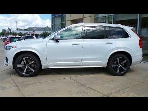 2018 Volvo XC90 T5 FWD R-Design in Houston, TX 77034 - YouTube