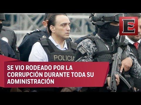 ¿De qué delitos es acusado Roberto Borge?