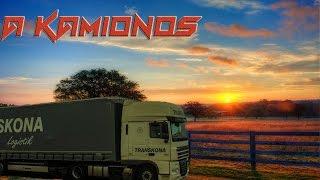 136.Egy nap Lacikával. A kamionos egy napja.9.rész.EXTRA