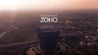 Beyond the Bucket (An aerial view of Zoho)