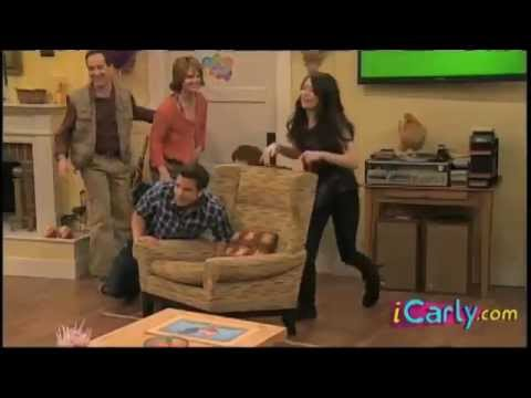 Bloopers from iCarly iStill Psycho
