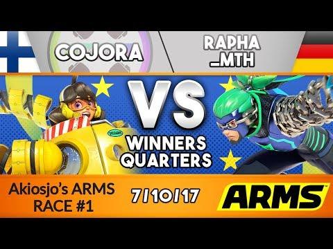 AAR Winner's Quarters: TCM | Cojora (Mechanica) vs. Rapha_MTH (Ninjara)